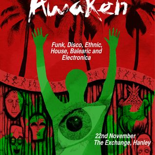 Awaken - Nov - 2nd Set - Warning - Trippy x