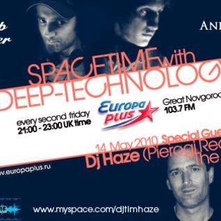 Spacetime V.5 Dj Haze Guest Mix