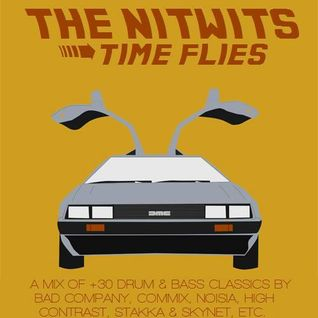 The Nitwits - Time Flies (dnb classics)