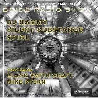 DJ Kammy @ Bside show (26-12-2011)
