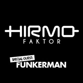 Hirmo Faktor @ Radio Sky Plus 17-02-2012 - special guest: Funkerman