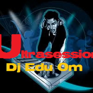 ULTRASESSION 18 DJ EDU OM SLOW TEMPO MINIMAL DARK TRANCE HIP-HOP