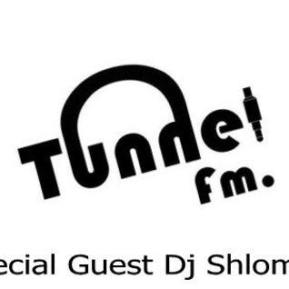 Shlomi B Exclusive Mix Saturday Night Live @ Tunnel Fm Jan 2012