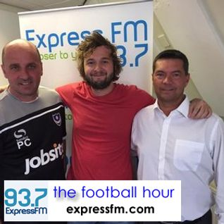 The Football Hour: Tuesday 7th July 2015
