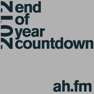 End of Year Countdown 2012 on AH.FM (01-01-2013)