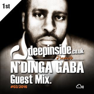 DEEPINSIDE presents N'DINGA GABA (Exclusive Guest Mix)