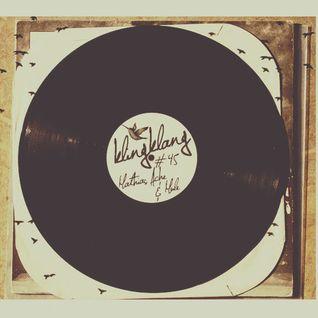 klingklang Podcast #45 Mathias Ache & muLe