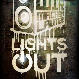 DonDiggitus @Wir Machen Lauter Lights out 2.10.2015