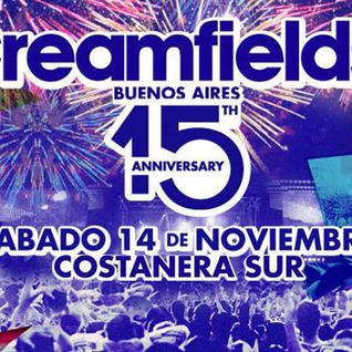 Solomun - Live @ Creamfields (Buenos Aires, Argentina) - 14.11.2015