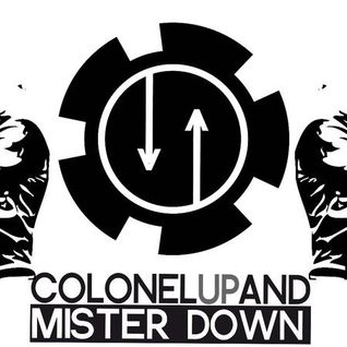 Blackline Podcast #4 - Colonel Up & Mister Down