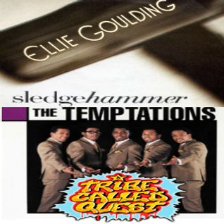 Love Me Like A Sledgehammer & Imagination Tribe (Ellie Goulding,Peter Gabriel,The Temptations,ATCQ)