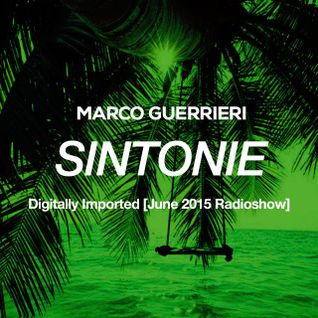 Sintonie - Digitally Imported [Jun 2015 Radioshow]