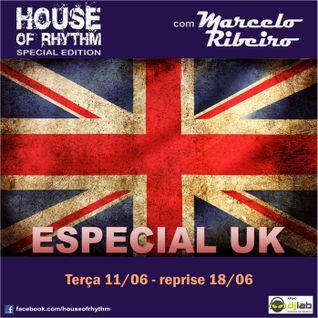 House Of Rhythm - 11/06/2013 - Marcelo Ribeiro