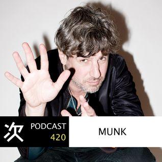 Tsugi Podcast 420 : Munk
