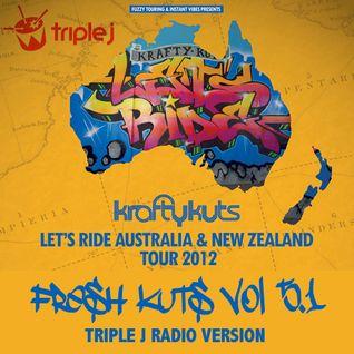 Krafty Kuts - Fresh Kuts Volume 5.1 Triple J Radio Mix