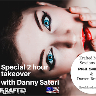 Krafted Music Podcast | Featured Artist: Danny Satori