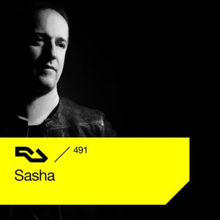 Sasha - Resident Advisor Podcast #491 (26-10-2015)