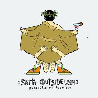 #cloudrap ain't a thing (Satta '13 mixtape)