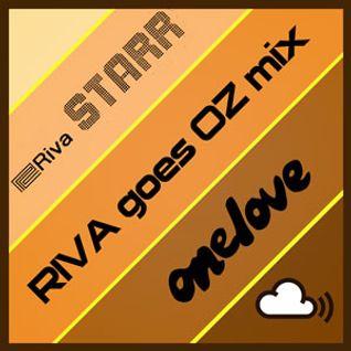 Onelove & Mixcloud present... RIVA goes OZ mix