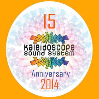 Kaleidoscope Sound System 15th Anniversary Podcast 2014 ( Mixed By Audio Kaleidoscope)