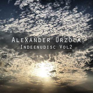 Alexander Urzola - Indeenudisc Vol 2