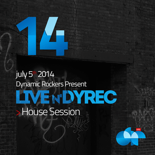 LIVE n'DYREC Radio Show – Episode #14 – House Session