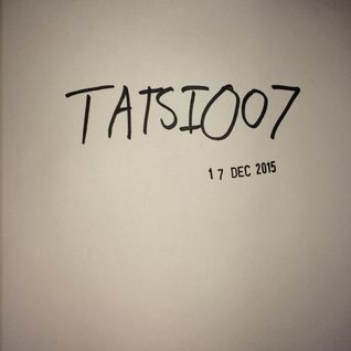 TATSI007: Techno As They Say In.... w/ Bclee