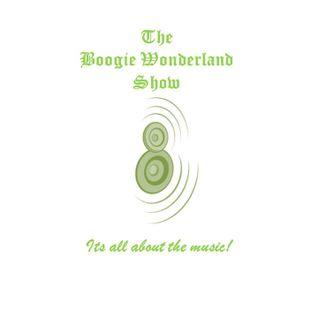 The Boogie Wonderland Show 15/09/2016 - Samuel Eagles in Conversation