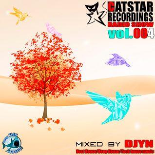 CATSTAR RECORDINGS RADIO SHOW# 004