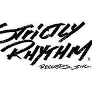 A Strictly Rhythm Mix By Steven Reay