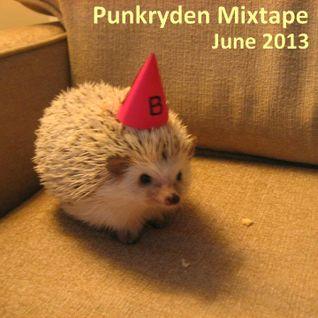 Punkryden Mixtape : June 2013