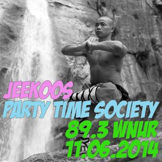 11.06.14 Jeekoos on PTS Radio WNUR Chicago