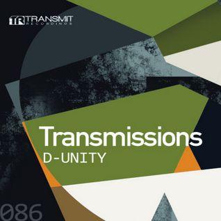 D-Unity @ Transmissions Radio (Episode 086)