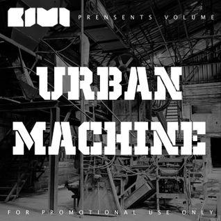 DJ Cimi - Volume Urban Machine - 2014
