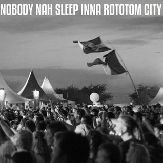 Positive Thursdays episdoe 534 - Nobody Nah Sleep Inna Rototom City (25th August 2016)