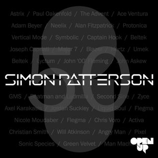 Simon Patterson - Open Up - 050