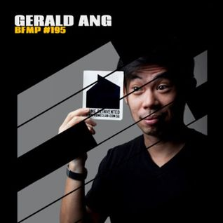 Gerald Ang - BFMP #195 Exclusive Mix for Balance.FM Podcast (Croatia)