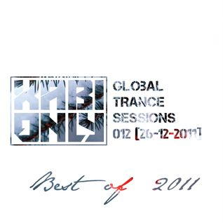 Xabi Only - Global Trance Sessions 012 (Best of 2011) [26-12-2011]