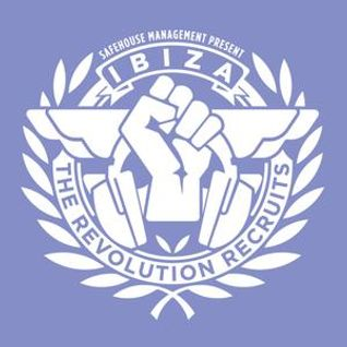 The Revolution Recruits - Live from Space, Ibiza Week 8