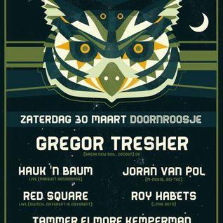Roy Habets @ Nachtsport - Doornroosje, Nijmegen [30-03-2013]
