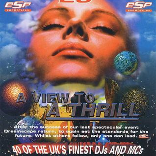 DJ Randall & MC Fearless - Dreamscape 23 - A view to a thrill - 30.11.96