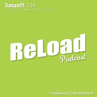 ReLoad Podcast 034 : Live at New Year Eve