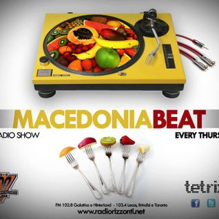 Tetrixx --> Macedonia Beat - Puntata 34