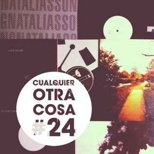 """Cualquier otra cosa #24 (7"""" 10"""" de 2011)"""