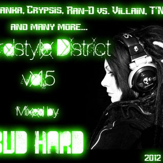 Hardstyle District vol.5 (Complied & Mixed by BuD HarD)