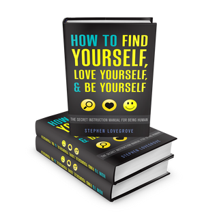 "Audiobook of ""How to Find Yourself, Love Yourself, & Be Yourself"""
