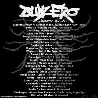 Dubstep Mix XXI - Studio Mix by BunZer0