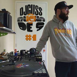 DJ GUSS - Bucha de 5 #1