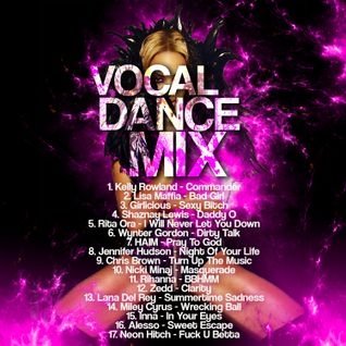 Matt Nevin Vocal Dance Mix 2015