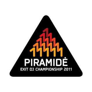 Justy - EXIT Piramide DJ championship (2011_June)